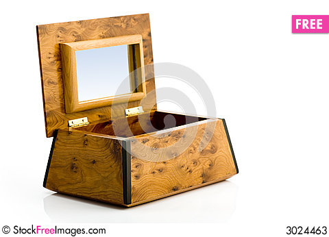 Free Trinket Box Stock Photos - 3024463