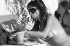 Free Sensual Girl / Italian Woman Stock Images - 3021334