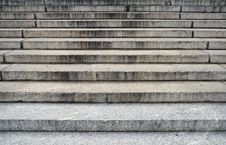 Free Large Stone Steps Royalty Free Stock Photo - 3021345