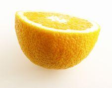Free Sliced Orange Royalty Free Stock Photo - 3022235