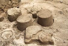 Free Sand Sculptures Stock Photo - 3024030