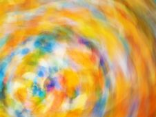 Motion Abstraction Royalty Free Stock Image