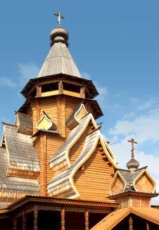 Free Orthodox Church. Stock Photography - 3024762