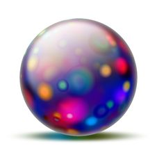 Free Abstract Ball Stock Photo - 3025650