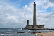 Free Gatteville Lighthouse Stock Image - 3026021