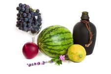 Free Miscellaneous Fruits Royalty Free Stock Photos - 3026408