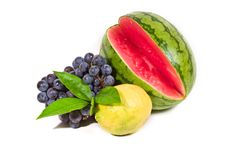 Free Miscellaneous Fruits Royalty Free Stock Photography - 3026417