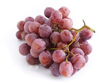 Free Grape Bunch Royalty Free Stock Images - 3027329