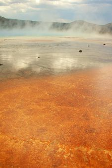 Free Geyser Pool Stock Image - 3027901