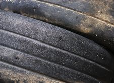 Free Discarded Racing Tires Stock Photos - 3028793