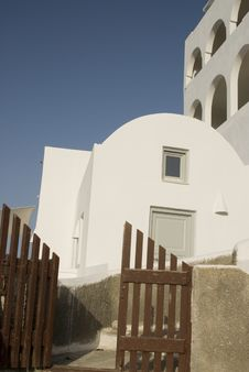 Free Greek Island Architecture Royalty Free Stock Photography - 3029317