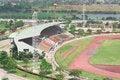 Free Football Field And Stadium Stock Photography - 30202782