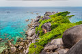 Free Similan Island Beautiful Ocean Coast View In Andaman Sea Stock Photos - 30207213