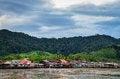 Free Traditional Fisherman Old Town Village In Ko Lanta, Thailand Stock Photo - 30207570