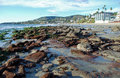Free Low Tide At Laguna Beach, California Stock Photography - 30209462
