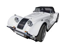 Free Classic Convertible With Clipping Path Royalty Free Stock Photos - 30201288
