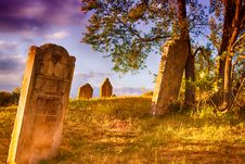 Free Graveyard Stock Photography - 30212462