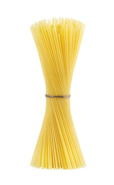 Free Spaghetti On A White Background Stock Images - 30215434