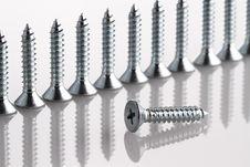 Free Screws Stock Images - 30215564