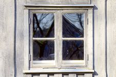 Free Background Old House With Windows Royalty Free Stock Photo - 30216495