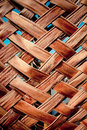 Free Weave Wall Bamboo Stock Images - 30220524