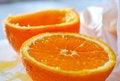Free Half Orange Stock Images - 30225174