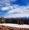 Free Spring Day In The Mountains Royalty Free Stock Images - 30227399