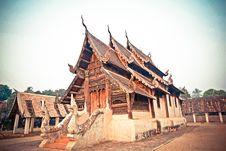 Free Ancient Thai Temple Stock Photos - 30220143