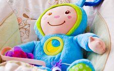Free Cosmonaut Toy Stock Photography - 30221532