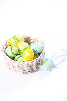 Free Easter Eggs Royalty Free Stock Images - 30223119