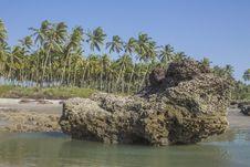 Free Ashvem Beach Goa Stock Photos - 30223723