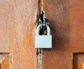 Free Key Lock The Door Royalty Free Stock Photos - 30231448