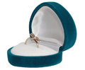 Free Ring In A Gift Box Stock Photo - 30232600