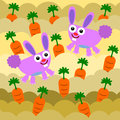 Free Carrot Patch Royalty Free Stock Photography - 30239237