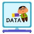 Free Data Deletion Stock Image - 30239291