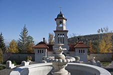 Free Orthodox Monastery In Moldova. Stock Photography - 30232332