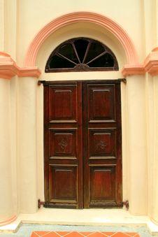 Free Malay Mosque's Door Stock Photos - 30234933