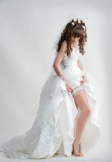 Free Bride Stock Photo - 30237610