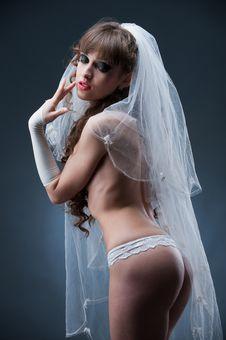 Free Bride Royalty Free Stock Photos - 30237948