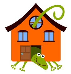 Free House Lizard Stock Images - 30239344