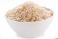 Free Rice In A Bowl. Royalty Free Stock Images - 30242109