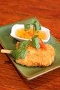Free Fish Stick, Thai Entree. Stock Photos - 30243173