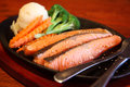 Free Salmon Steak Royalty Free Stock Images - 30243549