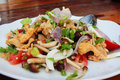 Free Thai Chicken Sour Salad Stock Images - 30243934