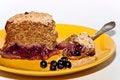 Free Berry Cake Royalty Free Stock Photos - 30246028