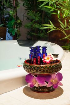 Free Thai Spa Stock Images - 30244174