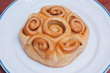 Free Sweet Bread Bun Royalty Free Stock Image - 30245646