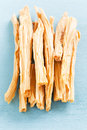Free Dried Tofu Skin Stock Image - 30256941