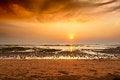 Free Genial Sunshine Beach Stock Photo - 30257550
