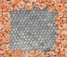 Free Dried Shrimp Stock Photo - 30256420